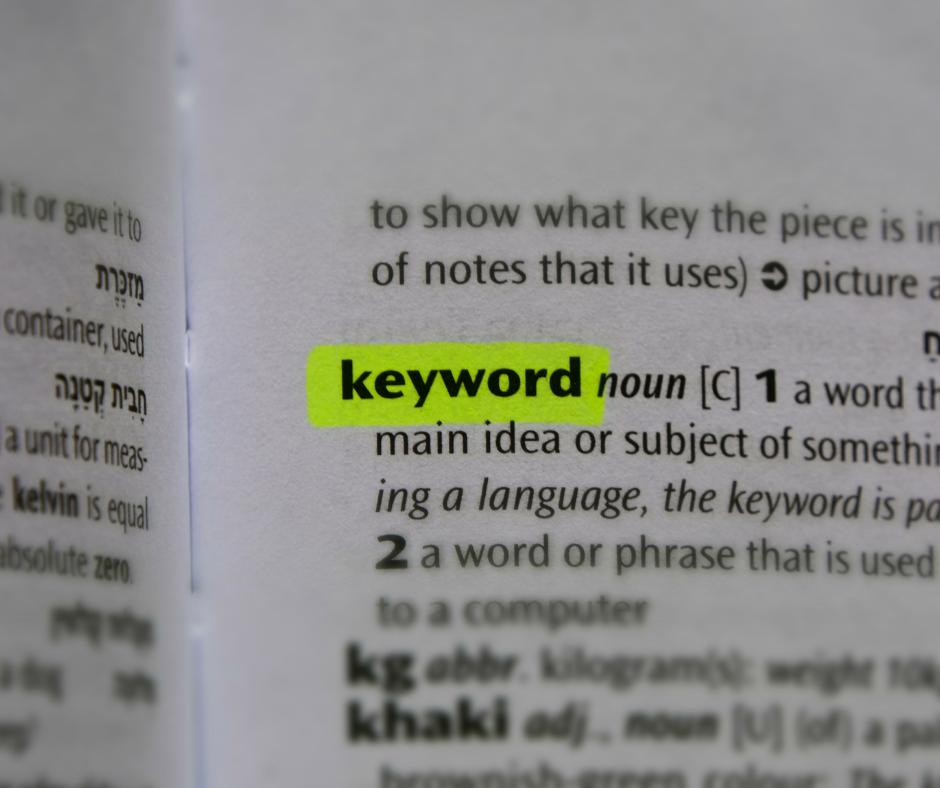 keyword research - λεξεις-κλειδιά